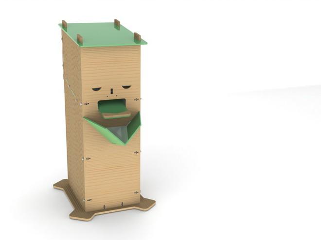 Crow Box.