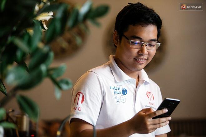 Hơn 1 tháng tham gia làm startup Thanh thấy mình gặp nhiều khó khăn nhưng cũng có nhiều động lực để hoàn thiện mình hơn.
