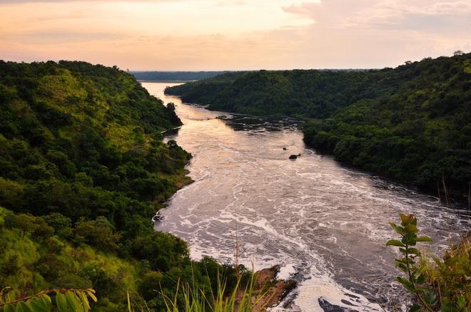 Sông Nile biểu tượng của Ai Cập