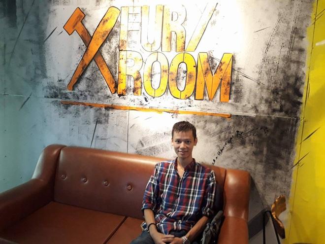 Nguyễn Ngọc Thịnh, chủ nhân mô hình Fury Room