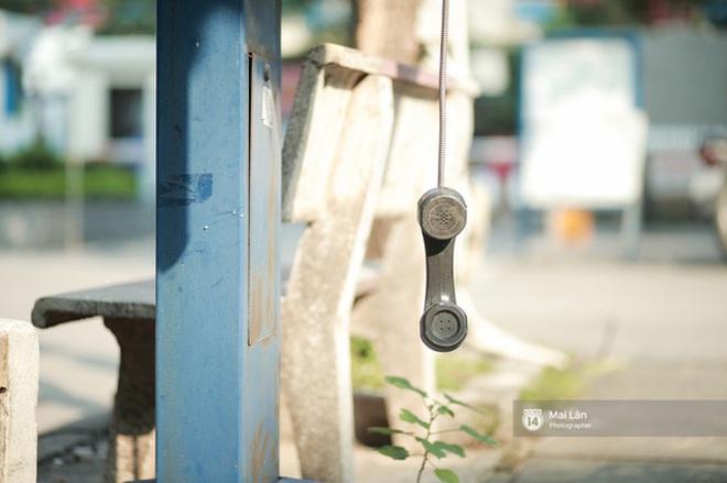 Tất cả đều là ký ức về những cuộc điện thoại gọi từ trên phố...