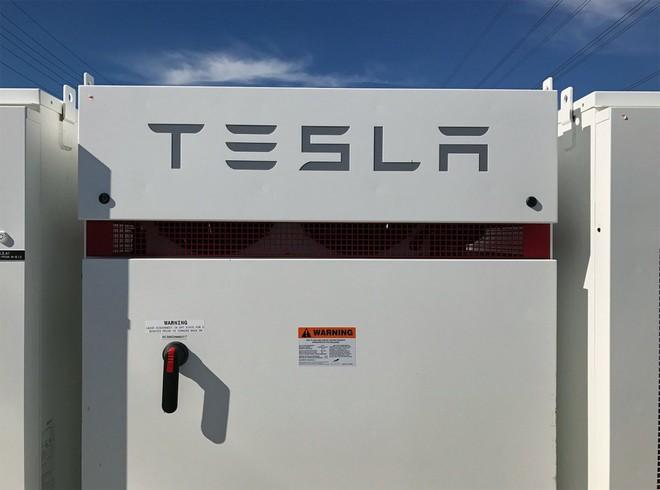 Hệ thống pin Powerpack của Tesla.