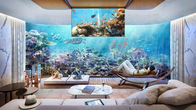 ...nơi con người có thể sống hòa chung với thiên nhiên biển cả một cách thực sự