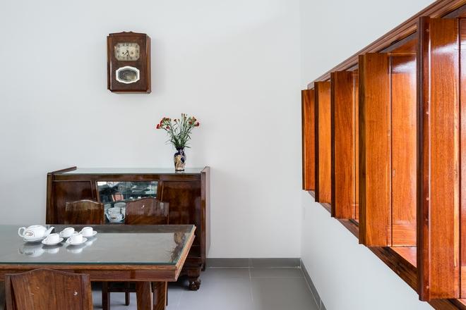Hệ thống cửa sổ lùa tiện dụng và mang nét cổ điển đặc trưng