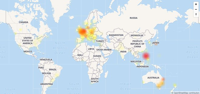 Facebook Messenger lại vừa gặp sự cố, khung chat trắng xóa, netizen Việt đồng loạt kêu trời - Ảnh 7.