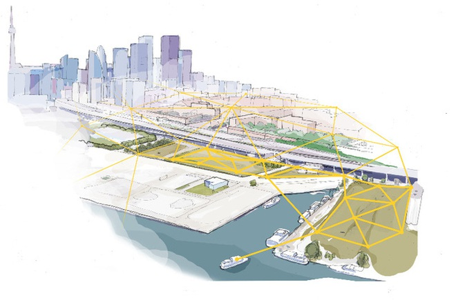 Sidewalk Labs cam kết chi 50 triệu USD cho giai đoạn 1 của dự án dù tham vọng này có thể ngốn tới 1 tỷ USD. Với khoản đầu tư 996 triệu USD từ chính quyền địa phương và chính phủ Canada, toàn bộ khu vực ven hồ Ontario sẽ được xây dựng hệ thống chống ngập.