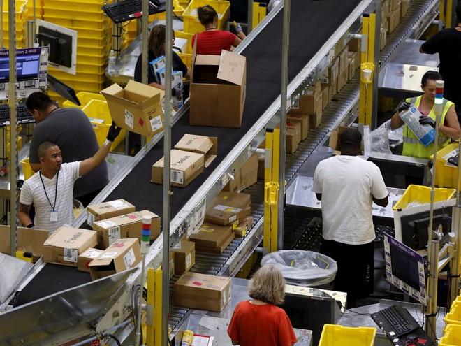 Amazon đang thử nghiệm dịch vụ Seller Flex
