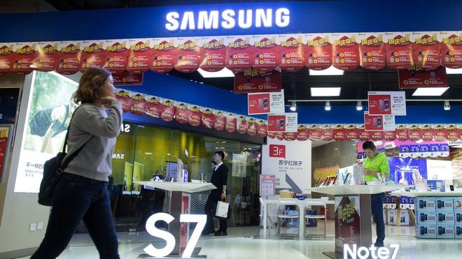 Một cú xảy chân khá đau của Samsung và chưa biết bao giờ mới gượng lại được