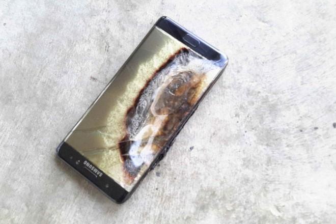 Thiết bị cực hot của Samsung: kẻ tội đồ mang tên Galaxy Note 7