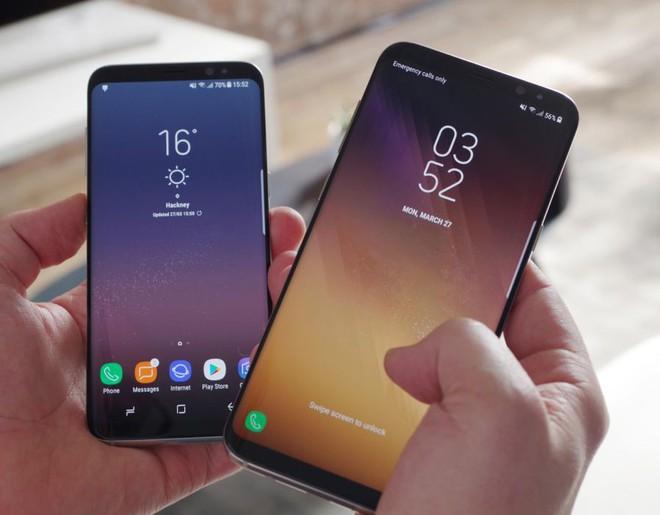 Galaxy S8 và Note8 vẫn duy trì phong độ trên sân nhà Hàn Quốc