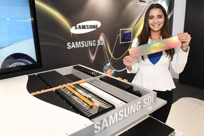"""Samsung SDI đẩy mạnh sản lượng pin hình trụ, tham vọng """"bao trọn"""" thị trường xe điện tương lai - Ảnh 2."""