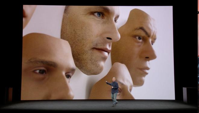 Họ dùng những chiếc mặt nạ người thật đến khiếp đảm này để đảm bảo độ an toàn của Face ID