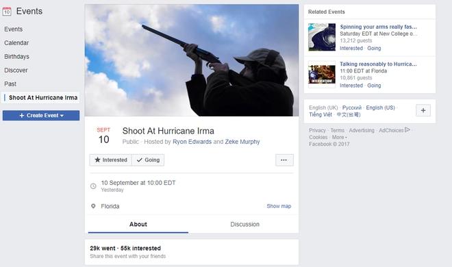 Sự kiện bắn bão thu hút rất nhiều người tham gia và quan tâm