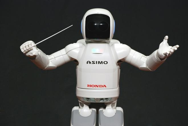 Asimo từng là biểu tượng thành công của nền công nghiệp Robot Nhật Bản
