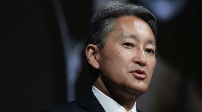 CEO Kazuo Hirai, người đang đưa Sony trở lại.
