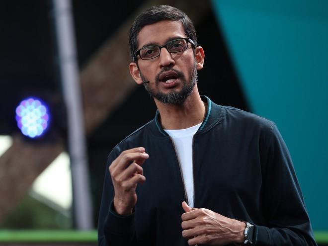 Đích thân Sundar Pichai, CEO của Google đã gửi thư tới nhân viên để nhấn mạnh tầm quan trọng của việc bình đẳng giới tính và đa dạng hóa trong cấu trúc nhân sự.