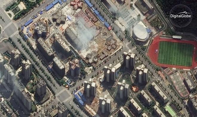 Phải gọi đó là những thành phố ma hay Dự án tương lai đây nữa? Như Meixi Lake với những tòa nhà chọc trời vắng bóng người ở, nhưng giá vẫn tăng từng ngày và hoạt động xây dựng cứ thế diễn ra rất nhanh.