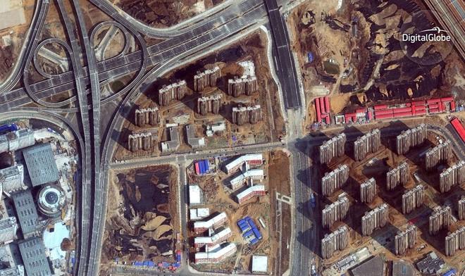 Một góc chụp khác của Zhengdong. Nhưng liệu mọi người có chịu chuyển tới đây hay không? Chỉ thời gian mới có câu trả lời.