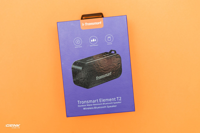 Đánh gia loa di động Tronsmart T2: nhỏ gọn, chống nước, kết nối được 2 loa cùng lúc, giá dưới 1 triệu đồng - Ảnh 2.