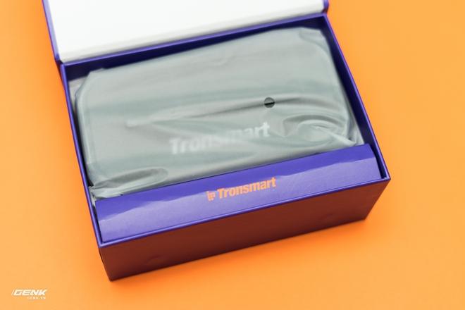 Đánh gia loa di động Tronsmart T2: nhỏ gọn, chống nước, kết nối được 2 loa cùng lúc, giá dưới 1 triệu đồng - Ảnh 4.