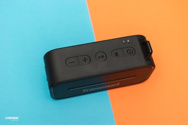 Đánh gia loa di động Tronsmart T2: nhỏ gọn, chống nước, kết nối được 2 loa cùng lúc, giá dưới 1 triệu đồng - Ảnh 7.