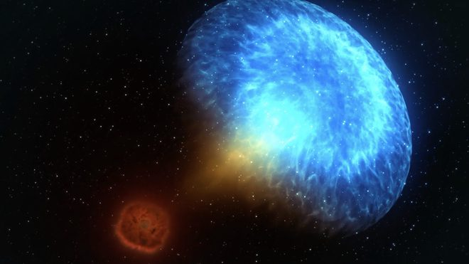 [Sự kiện lớn] Hai ngôi sao neutron va chạm mạnh, đem lại cho chúng ta vô vàn dữ liệu quan trọng, chứng minh lời tiên tri của Einstein hơn 100 năm trước - Ảnh 5.
