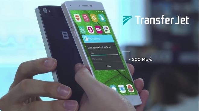 Chúng tôi chưa bao giờ có cơ hội được trải nghiệm tính năng TransferJet do chưa tìm được một chiếc Bphone thứ 2