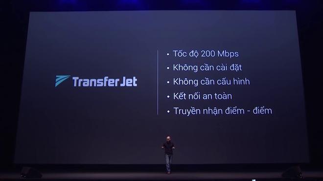 Với hàng loạt những ưu điểm, BKAV coi TransferJet là tương lai của thế giới di động