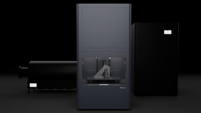 Chiếc Metal X - Máy in 3D kim loại có giá thành chỉ bằng 10-20% các máy in kim loại hiện tại.