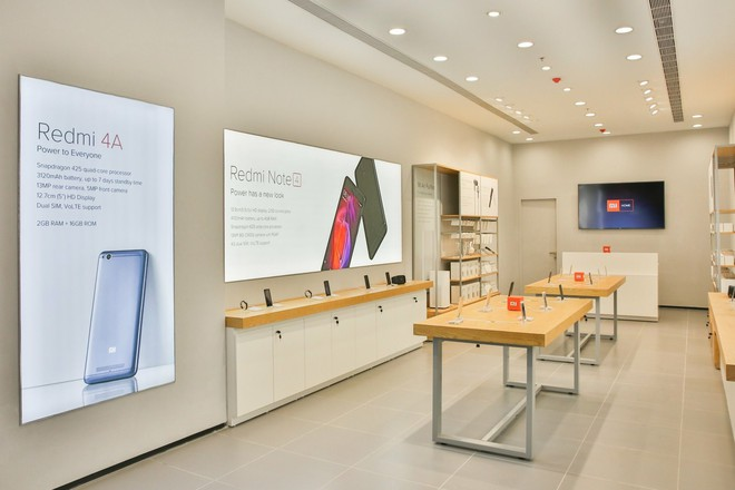 Cửa hàng Mi Home của Xiaomi