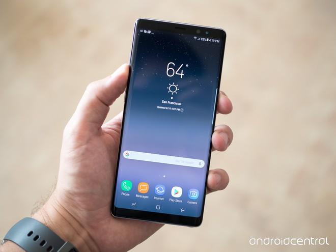 Samsung chính thức lên tiếng về lỗi pin của Galaxy Note 8 và Galaxy S8+ - Ảnh 1.