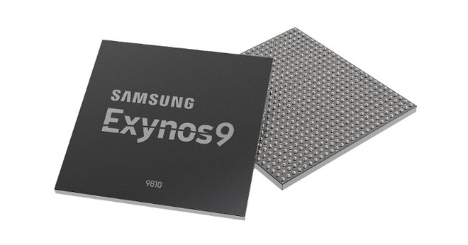 Con chip xịn đầu tiên của dòng Exynos 9 đã chính thức ra mắt.