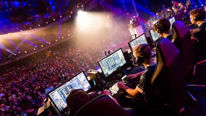 Gaming và eSport đang có những bước phát triển mạnh mẽ trong vài năm trở lại đây.