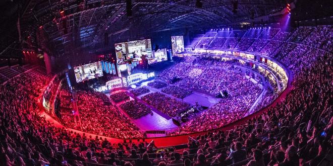 ESL One Cologne 2017 tổ chức tại Lanxess Arena.