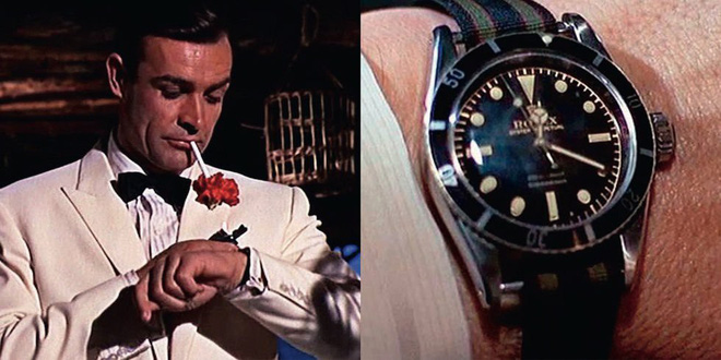 6 mẫu đồng hồ cực đỉnh từng được các đời siêu điệp viên James Bond trên tay - Ảnh 1.