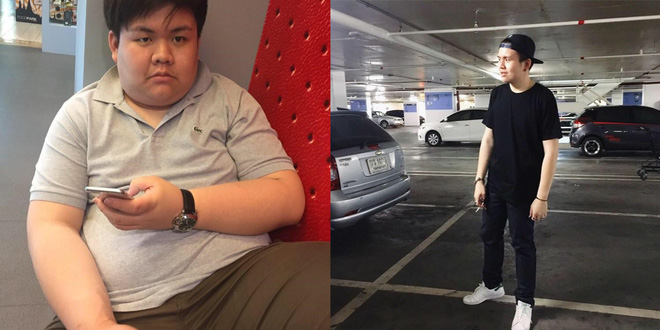 Bị mọi cô gái từ chối, chàng béo tạ rưỡi ở Thái Lan quyết tâm giảm cân và cái kết mỹ mãn - Ảnh 8.