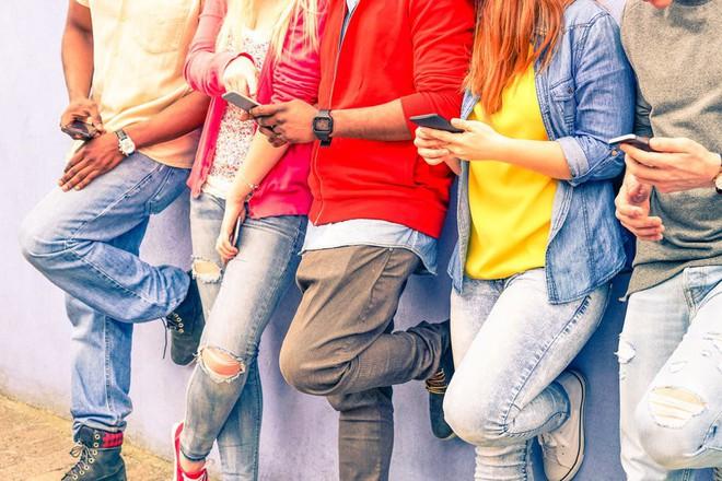 Thời gian online của giới trẻ đã tăng gấp đôi so với năm 2006