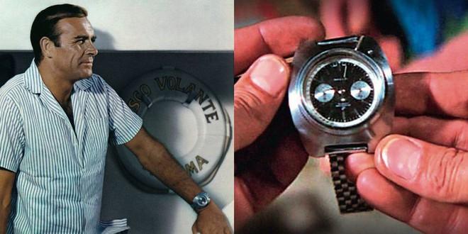 6 mẫu đồng hồ cực đỉnh từng được các đời siêu điệp viên James Bond trên tay - Ảnh 4.