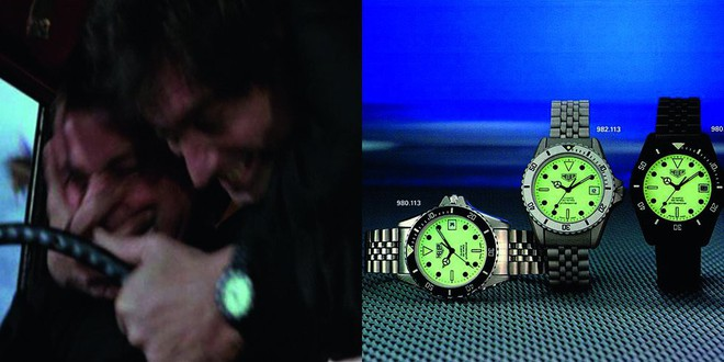 6 mẫu đồng hồ cực đỉnh từng được các đời siêu điệp viên James Bond trên tay - Ảnh 5.