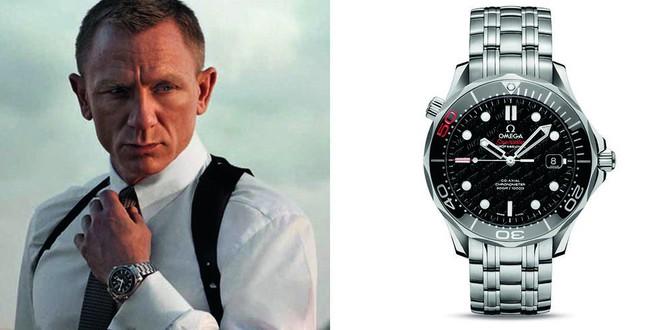 6 mẫu đồng hồ cực đỉnh từng được các đời siêu điệp viên James Bond trên tay - Ảnh 6.