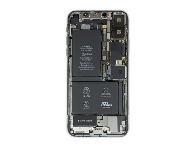 iPhone Xs sẽ dùng pin chữ L do LG sản xuất, dung lượng có thể lên tới 3.000 mAh - Ảnh 1.