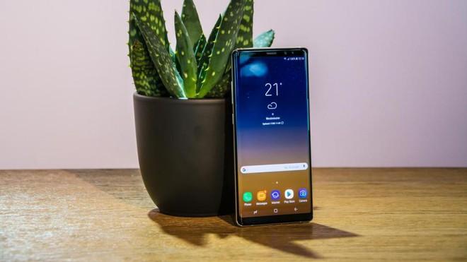 Giao diện người dùng của Galaxy S9 sẽ vô cùng độc đáo, khác hoàn toàn với những gì Samsung đã làm với các mẫu máy trước - Ảnh 1.