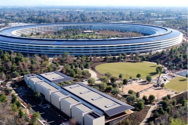 Nhân viên của Táo khuyết đang bắt đầu di cư sang trụ sở mới Apple Park từ tuần sau - Ảnh 3.