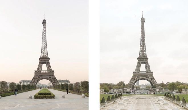 Thiên Đô Thành ở Trung Quốc gây hoang mang vì giống y hệt thành phố Paris của Pháp - Ảnh 1.