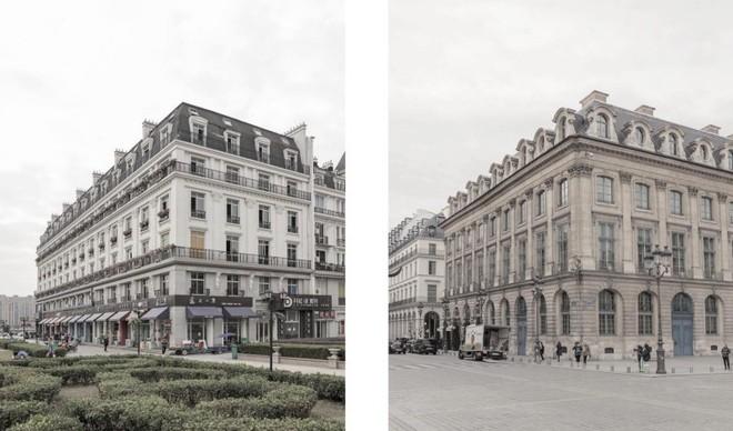 Thiên Đô Thành ở Trung Quốc gây hoang mang vì giống y hệt thành phố Paris của Pháp - Ảnh 5.