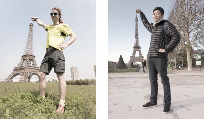 Thiên Đô Thành ở Trung Quốc gây hoang mang vì giống y hệt thành phố Paris của Pháp - Ảnh 11.