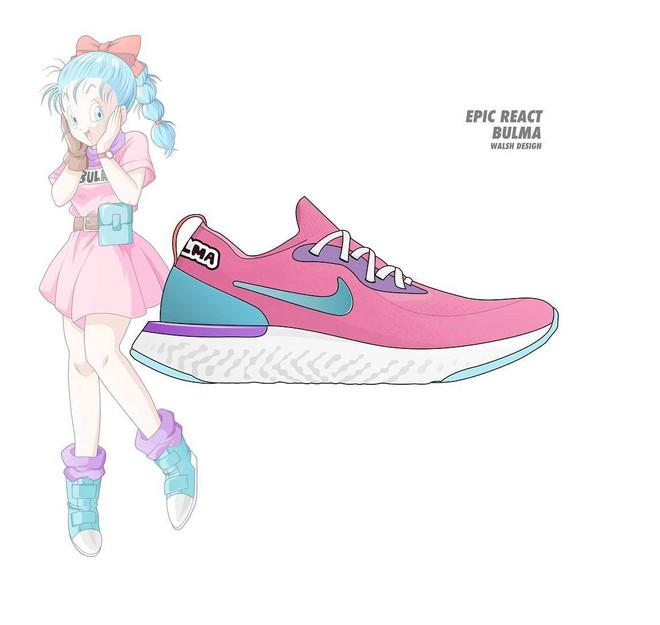 Nếu Dragon Ball Z về tay Nike, liệu họ có làm tốt hơn adidas? Đây chính là câu trả lời - Ảnh 6.