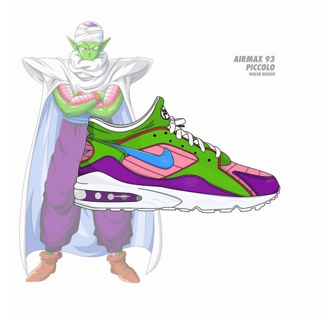 Nếu Dragon Ball Z về tay Nike, liệu họ có làm tốt hơn adidas? Đây chính là câu trả lời - Ảnh 8.
