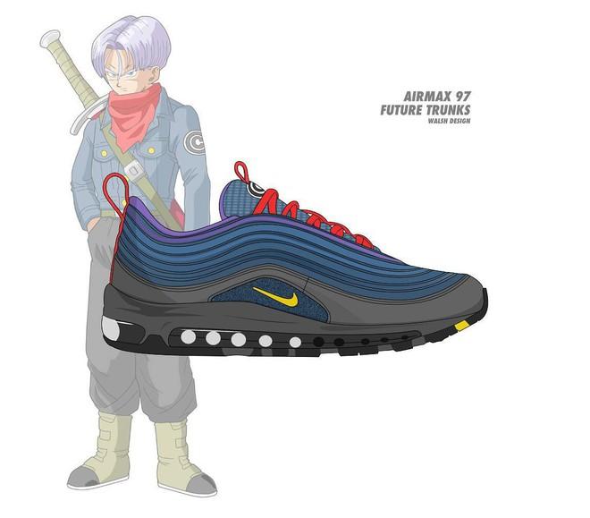 Nếu Dragon Ball Z về tay Nike, liệu họ có làm tốt hơn adidas? Đây chính là câu trả lời - Ảnh 10.