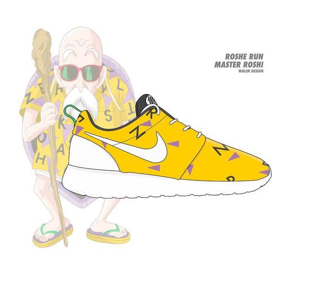 Nếu Dragon Ball Z về tay Nike, liệu họ có làm tốt hơn adidas? Đây chính là câu trả lời - Ảnh 12.